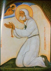 Серафим Саровский чудотворец