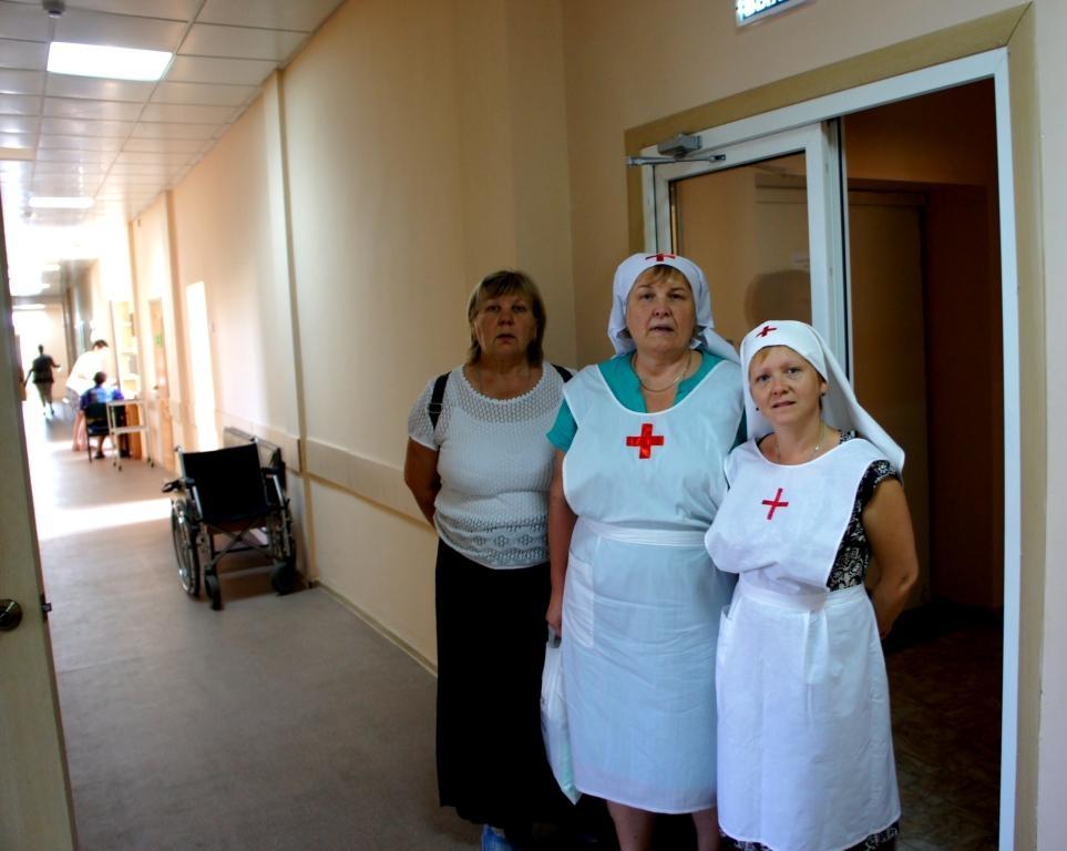 сестричество в больнице