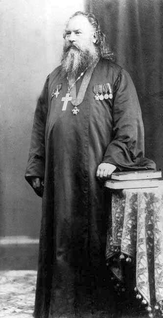 Протоиерей Константин Голубев