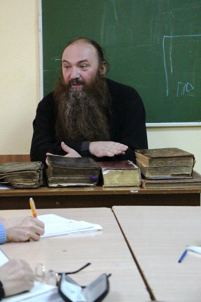 протоиерей Сергий Реснянский