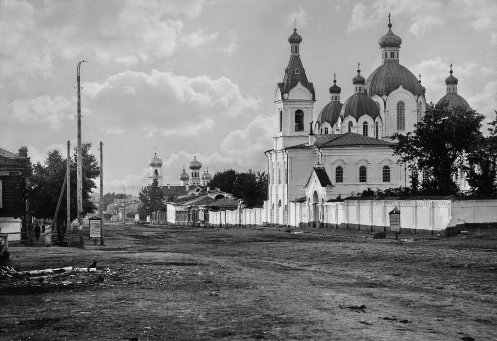 Челябинский Одигитриевский женский монастырь, 1915г.