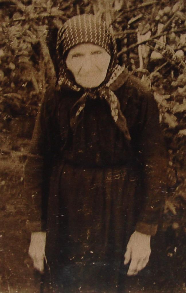 монахиня Агафангела